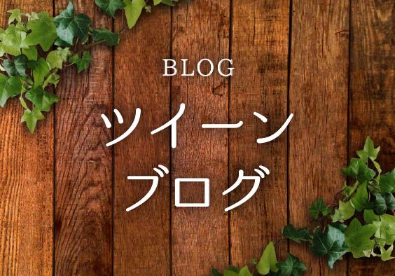 ツイーンブログ